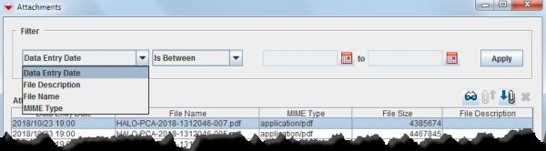Manage Data Entry Form Attachments - IMSMA Wiki