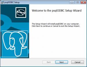 Installation ODBC driver - IMSMA Wiki